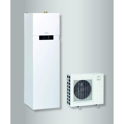 Sistemas de calefaccion aerotermia - Bomba de calor aire agua precio ...