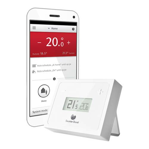 Caldera y confort ofertas de calderas y aires for Termostato caldera wifi