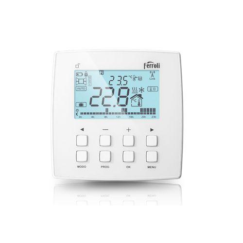 Termostato digital para caldera