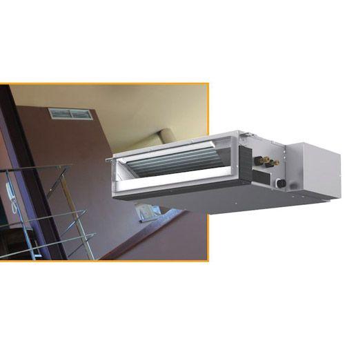 Aire acondicionado de conductos inverter for Maquina aire acondicionado por conductos