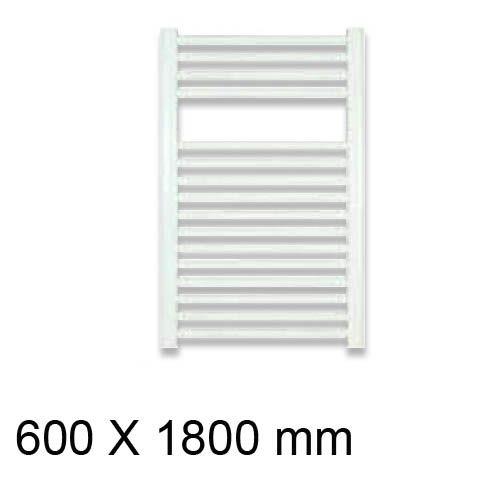 Radiador blanco toallero - Precio radiador toallero ...
