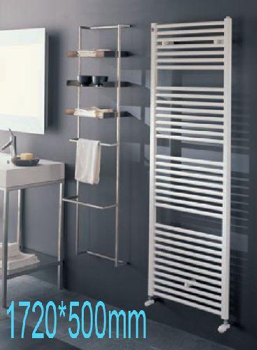 radiador toallero de acero blanco