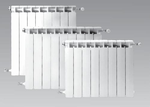 Radiador de aluminio - Precio radiador aluminio ...